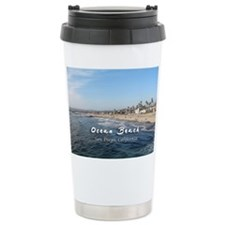 Ocean Beach Travel Mug