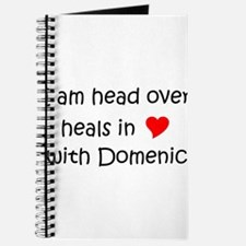 Cute Domenic Journal