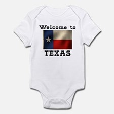 Welcome to Texas Infant Creeper