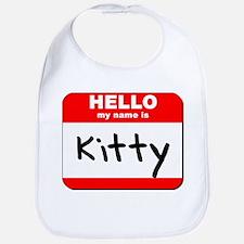 Hello my name is Kitty Bib