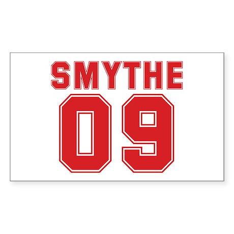 SMYTHE 09 Rectangle Sticker