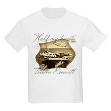 Unique Navy fiancee T-Shirt