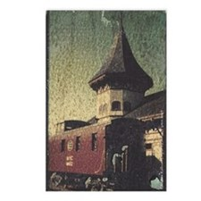 Chatham Train Depot Postcards (Package of 8)