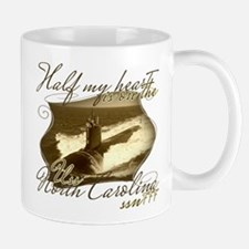 Funny Uss north carolina Mug