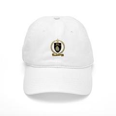 FORTIER Family Crest Baseball Cap