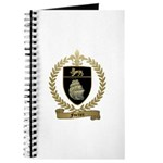 FORTIER Family Crest Journal