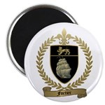 FORTIER Family Crest Magnet