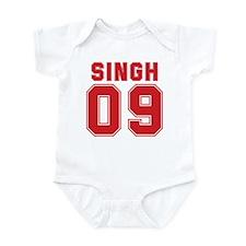 SINGH 09 Infant Bodysuit