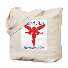 Hurricane Help Tote Bag