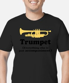 Funny Trumpet Gif T-Shirt
