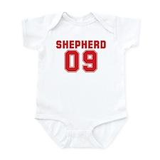 SHEPHERD 09 Infant Bodysuit