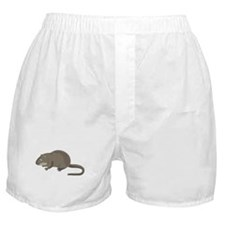 Cute Mouse Boxer Shorts