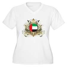 Stylish United Arab Emirates T-Shirt