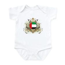 Stylish United Arab Emirates Infant Bodysuit