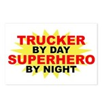 Trucker by Day Postcards (Package of 8)