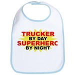 Trucker by Day Bib