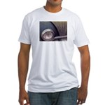 Buttered Ford Fitted T-Shirt