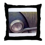 Buttered Ford Throw Pillow