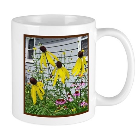 Yellow Coneflowers Mug