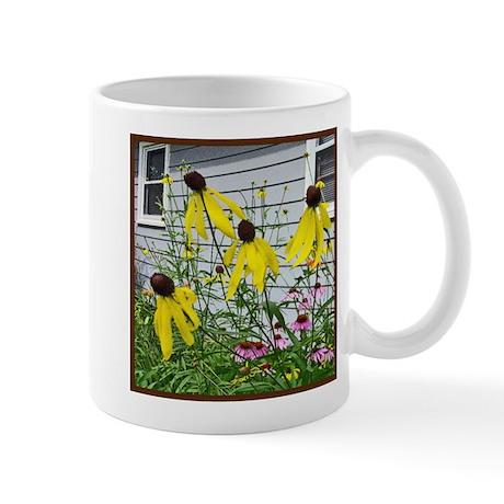 Yellow Coneflowers Mug