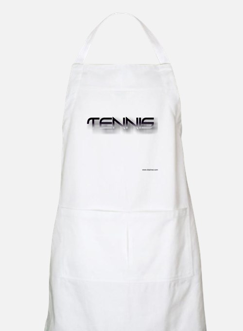 tennis black zh BBQ Apron