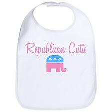 Republican Cutie Bib
