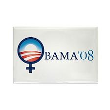 Unique Obama biden 2008 Rectangle Magnet (10 pack)