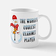 Coolest Clarinet Mug