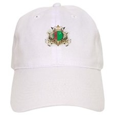 Stylish Turkmenistan Baseball Cap