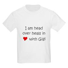 Unique I love gigi T-Shirt