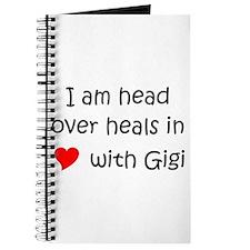 Funny I love gigi Journal