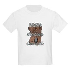 Brave, Soldier, Mommy T-Shirt