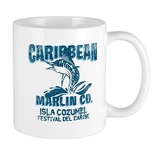 Caribbean Marlin Co. Mug