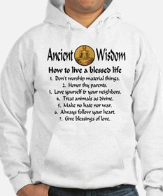 How to live a blessed life Hoodie
