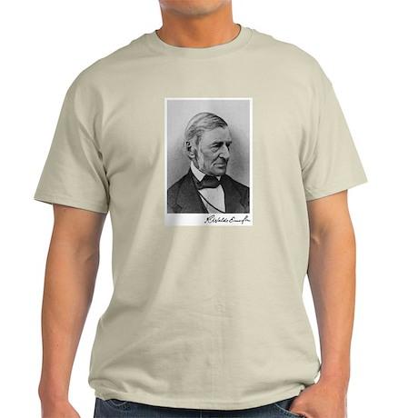 Ralph Waldo Emerson Light T-Shirt