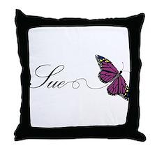 Sue Throw Pillow