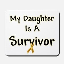 Childhood Cancer Mousepad
