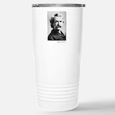 Mark Twain Stainless Steel Travel Mug
