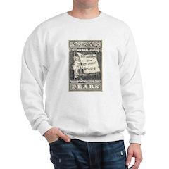 1902 New Years Greeting Sweatshirt
