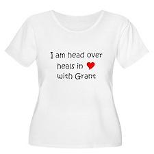 Unique I heart grant T-Shirt
