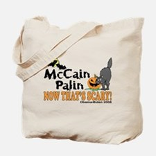 Halloween -For Obama Tote Bag