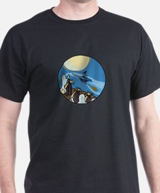 Ghosts are coming T-Shirt