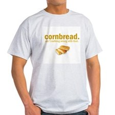 Cornbread Ash Grey T-Shirt