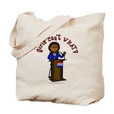 Dark Politician Tote Bag