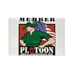 Platoon Member Magnet