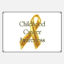 Childhood Cancer Banner