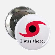 "I Was There Hurricane Symb 2.25"" Button (100 pack)"