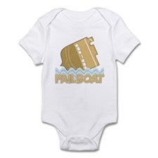 Failboat Infant Bodysuit