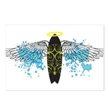 """""""Surf Angel: Tribe"""" Postcards (Package of 8)"""