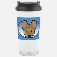 Anime Carolina Dog Travel Mug